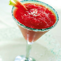 Watermelon Coconut Margarita