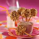 Brown Sugar Lollipops